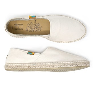 Africa's Espadrille Shoes