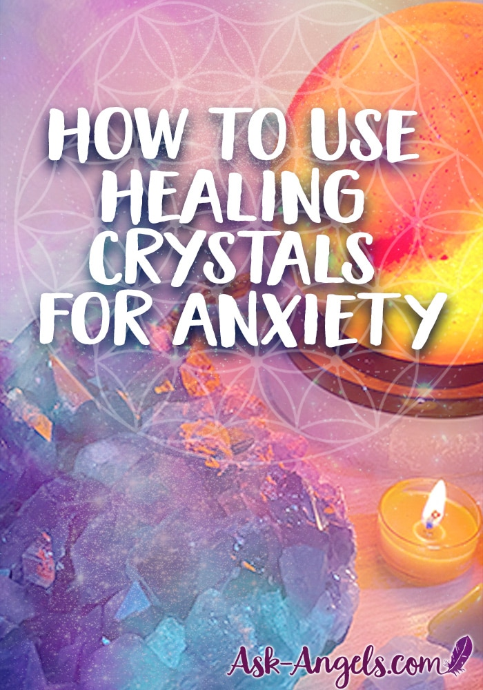 How to Use Healing Crystals for Anxiety and Depression